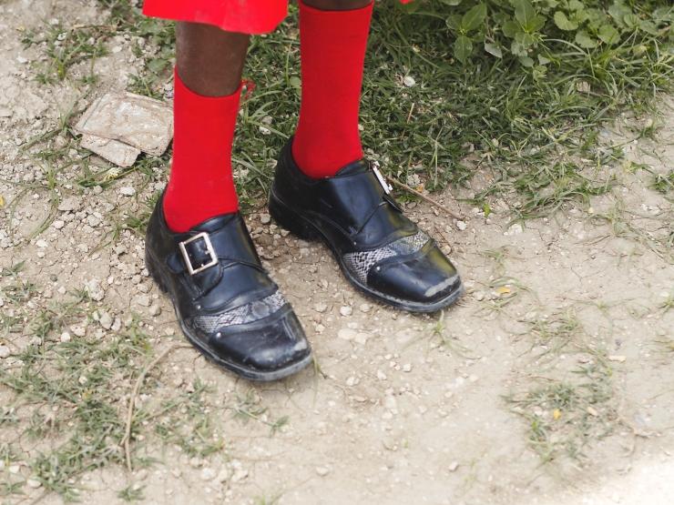 Debus' Shoes