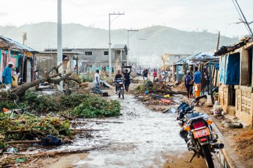 Haiti Hurricane Matthew HQ-5905